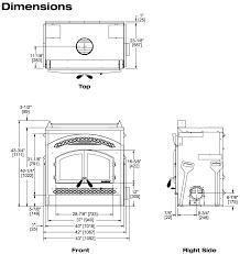 heat u0026 glo northstar heatilator constitution epa zero clearance