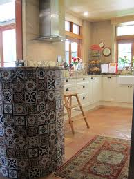 brisbane kitchen design samford traditional kitchen renovation curved breakfast bar2 jpg
