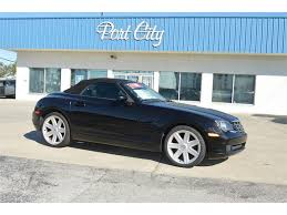 convertible for sale 2007 chrysler crossfire convertible for sale in morehead city