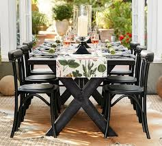 Pottery Barn Dining Room Set Pottery Barn Dining Room Table Home Design Ideas And Pictures