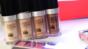 Makeup Kits For Makeup Artists Makeup Forever Ultra Hd Foundation Kit Suggestions U2014 Jenny Ma