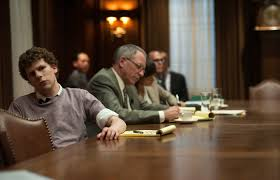 the social network movie review collider