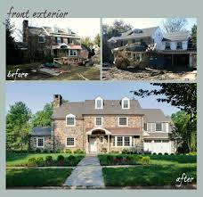 house renovation before and after houses remodeled before and after mforum