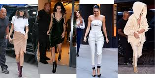 kendall jenner casual style kendall jenner s top york fashion week looks