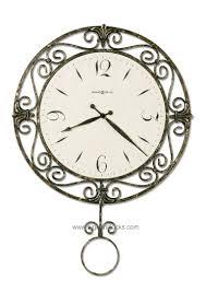 Herman Miller Clocks Howard Miller Wall Clock 625 329 Camilla