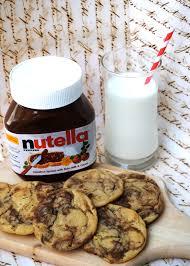 peanut butter u0026 nutella cookies