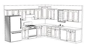 kitchen cabinet layout designer kitchen decoration