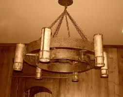 wagon wheel light fixture wagon wheel chandelier light fixtures natures art design diy