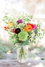intro to floral arranging at oh hello friend u2014 christa rose
