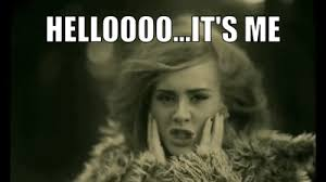 Hello Meme - 15 times adele s hello understood you