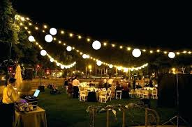 string lighting for outdoors string lights for garden party string lighting