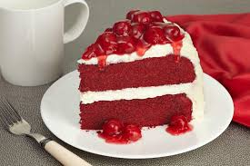 cheerful cherry red velvet cake duncan hines