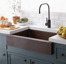 stainless steel farmhouse sink u2014 the homy design
