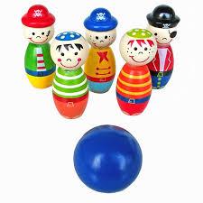 jeux en bois pour enfants achetez en gros quilles en ligne à des grossistes quilles chinois