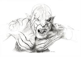 azog by amoosement on deviantart