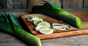 cuisiner les verts de poireaux que faire avec le vert de poireau