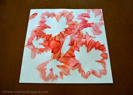 4 autumn leaf crafts for kids mothering