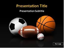 sports powerpoint template sports powerpoint templates download