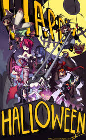 happy halloween pic happy skullgirls halloween by oh8 on deviantart