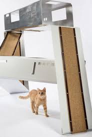 shapehouse modern cat houses accessories modern cat shelter with geometric