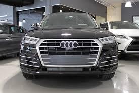 Audi Q5 8 Seater - 2018 audi q5 2 0t technik u2013 s line package prime leasing group
