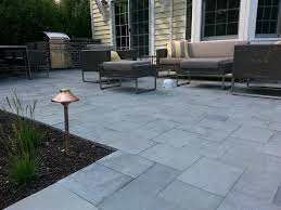 24x24 Patio Pavers by Bluestone Blue Select Thermal Lurvey Landscape Supply