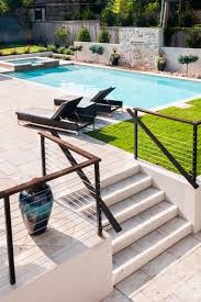Hamptons Style Outdoor Furniture by Tulsa Midtown Hamptons Style Renovation Contemporary Pool