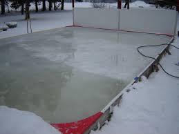ice rink flooder