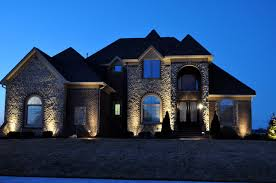 Outdoor Home Lighting Stylish Outdoor Lighting Home Landscaping And Irrigation Services