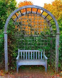 Garden Arch Plans by Best 25 Garden Arch Trellis Ideas On Pinterest Garden Arches