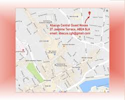 abacus central guest house aberdeen uk booking com