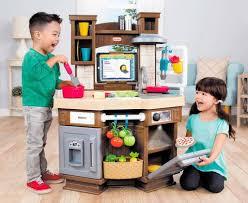 Little Tikes Wooden Kitchen by Little Tikes Cook U0027n Learn Smart Kitchen Walmart Com