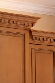 Crown Molding On Top Of Kitchen Cabinets Crown Kitchen Cabinets Beautiful On Kitchen Regarding Cabinets