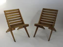 Folding Chairs Scissor Folding Chairs 1950s Set Of 2 For Sale At Pamono