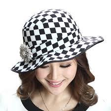 popular dress hat woman buy cheap dress hat woman lots from china