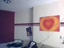 Schlafzimmer Wand Ideen Ideen Zimmer Streichen Bilder U2013 Bigschool Info