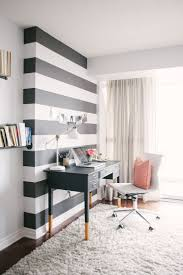 Black And White Bed Best 25 Striped Walls Ideas That You Will Like On Pinterest