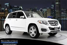 mercedes 3 row suv pre owned 2015 mercedes glk glk 350 suv in chicago m16804a
