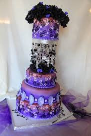 wedding cakes silver and black gallery for gt black and silver