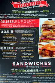 show me burgers ruby tuesday columbia mo