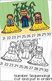 Thanksgiving Math Best 20 Number Sequence Ideas On Pinterest Kindergarten Math