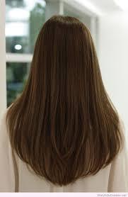v cut layered hair elegant haircut in av shape within long layered v cut haircuts