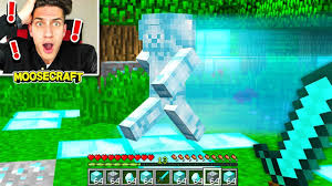 diamond steve i found diamond steve in minecraft scary