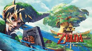 Skyward Sword Map The Legend Of Zelda Skyward Sword Review U2013 Peter Pan Saves The