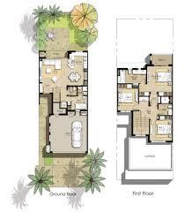 zahra town square floor plans by nshama dubai