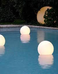 zodiac led pool lights fun floating lights in your backyard swimming pool premier pools