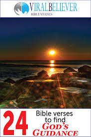 24 bible verses to find god u0027s guidance and direction for your life