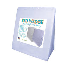 best bed wedge pillow best wedge pillows for sleep apnea 2017 buyer s guide reviews