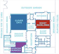 Nursery Floor Plans Children U0027s Day Nursery Floor Plan And Facilities