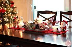 Easy Christmas Centerpiece - easy christmas centerpiece ideas de su mama